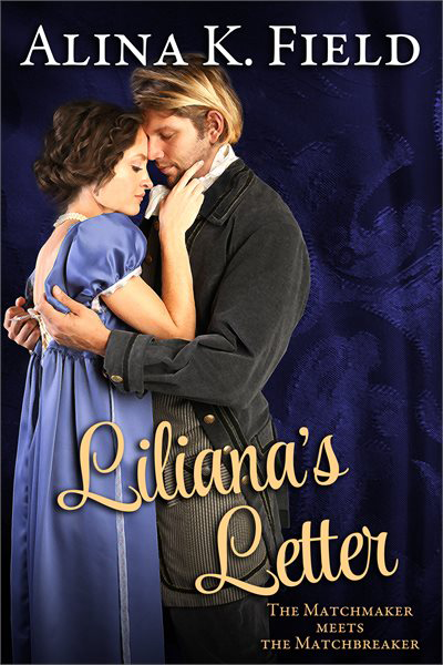 Romance Book Cover Letter : Book highlight liliana s letter by alina k field addie