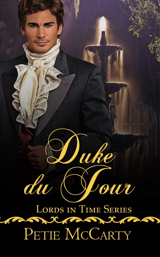 Jared Langley Thirteenth Duke Of Reston Discovers An Overgrown Garden On His Family Estate Stumbles Into A Dilapidated Fountain And Awakens In 1816
